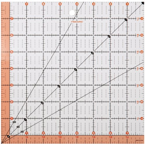 Fiskars 8 5x8 5 Square Acrylic 187200 1001