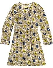 فستان ماسالا للفتيات الصغيرات باللون الرملي