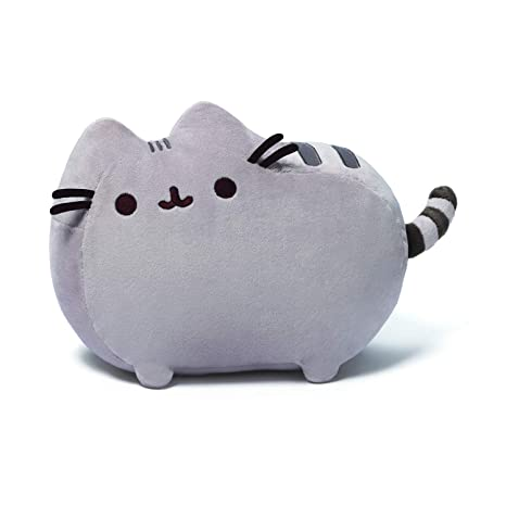 Amazon Com Gund Pusheen Stuffed Animal Cat Plush 12 Gund Toys