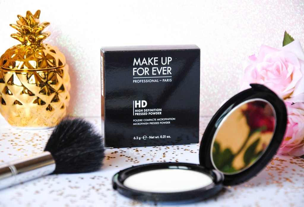MAKE UP FOR EVER HD Microfinish Pressed Powder -6.2g/0.21oz by MAKEUP FOREVER