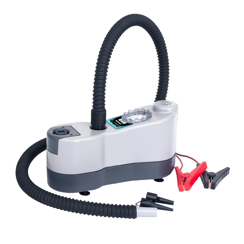 driftsun高圧力/高ボリュームデュアルステージBravo電動ポンプfor Inflatable Sups、カヤック、Towableのドック、、and More B078J6LDQJ