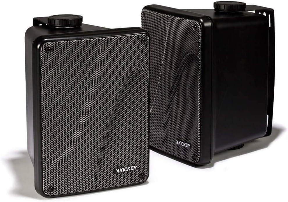 Kicker KB6000 Outdoor Marine Speakers
