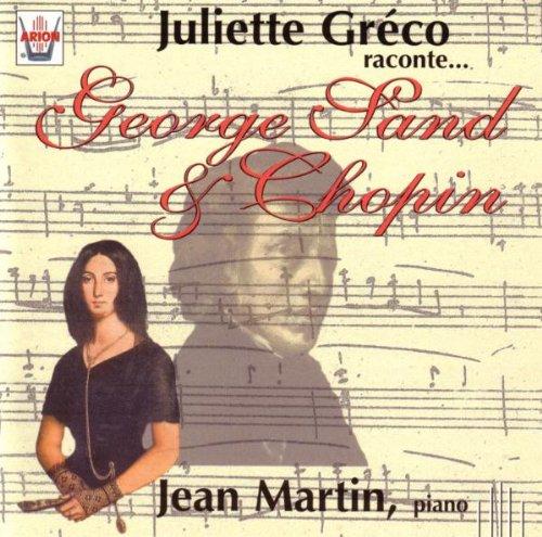 Juliette Greco Raconte George Sand (Greco Jeans)