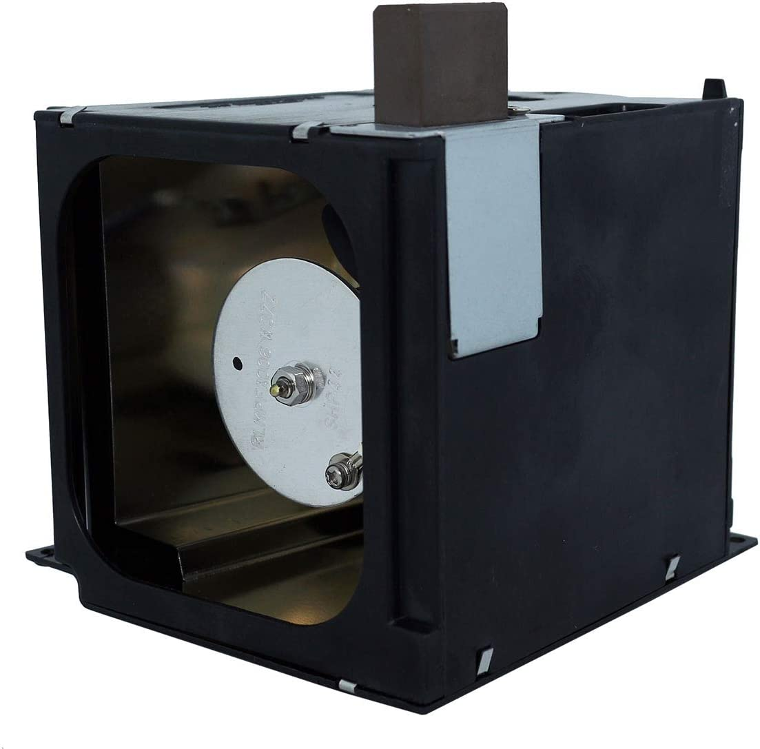 with Housing, XV-10000 AuraBeam Professional Projector Replacement Lamp Enclosure Powered by Ushio for Sharp AN-K10LP//1
