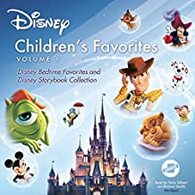 Children S Favorites, Vol. 1: Disney Bedtime Favorites and Disney Storybook Collection