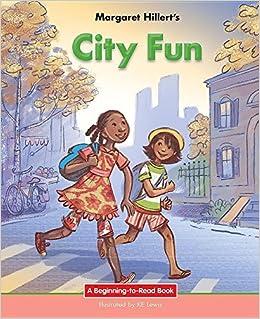 Book City Fun (Beginning-To-Read Books) by Margaret Hillert (2016-07-15)