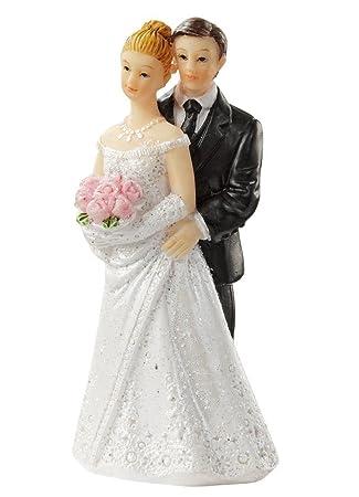 Hochzeitspaar Brautpaar Hohe Ca 6 5cm Hochzeit Figur Tortenfigur