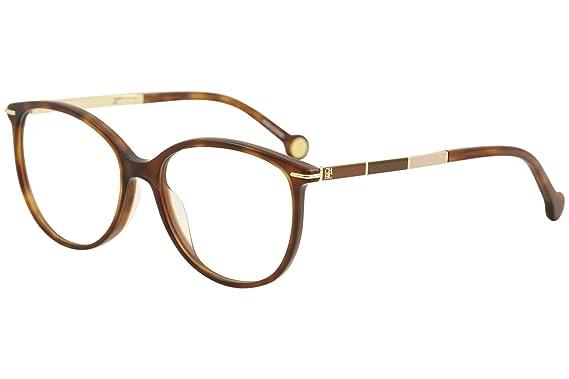 bd67e7235b10 Image Unavailable. Image not available for. Color: CH Carolina Herrera  Eyeglasses VHE669K VHE/669K 08XW Tortoise Optical Frame 53mm