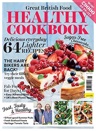 Great British Book: Healthy Cookbook by Vesco Inc
