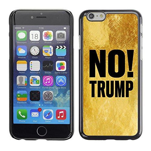 Print Motif Coque de protection Case Cover // Q04100524 Aucun métal Trump or // Apple iPhone 7