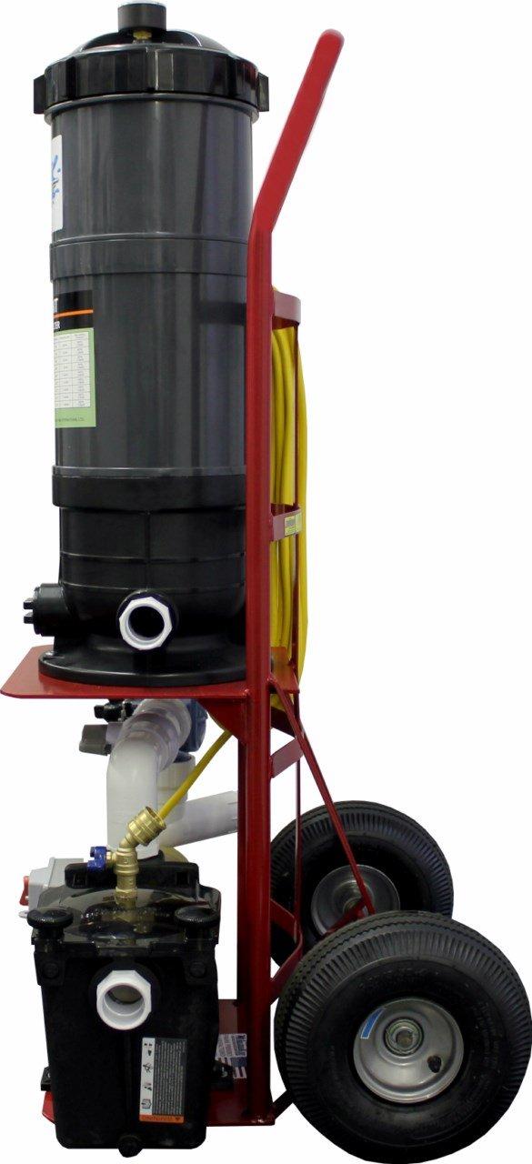Merveilleux Amazon.com : Tomcat® Top Gun Pro Portable Pool Vacuum System W/1.0 HP  Hayward Pump : Swimming Pool Handheld Vacuums : Garden U0026 Outdoor