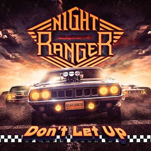 Night Ranger - Dont Let Up - (FR CDVD 777) - DELUXE EDITION - CD - FLAC - 2017 - WRE Download