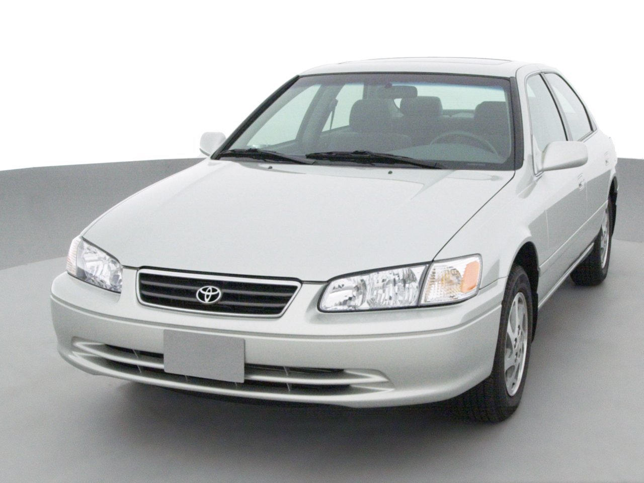 2001 Toyota Camry Reviews Images And Specs Vehicles Fuel Filter Ce 4 Door Sedan Automatic Transmission Gs