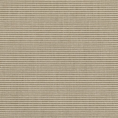 Sunbrella Outdoor Canvas Rib Taupe/Antique Beige