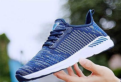 47e071309bdb4 Amazon.com : LUCKY-U Men Running Shoes, Outdoor Lightweight Runner ...