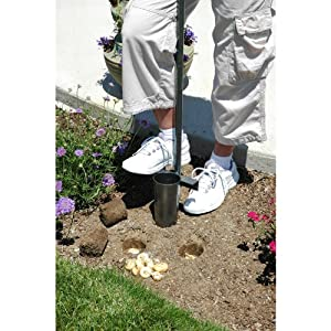 Yard-Butler-BPL-6-Long-Handled-Bulb-Planter