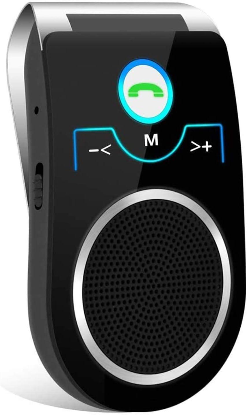 Aigoss Car Bluetooth Hands Free Kit For Sun Visor Elektronik