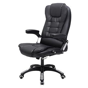 Amazon Com Executive Ergonomic Computer Desk Massage Chair
