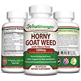 Horny Goat Weed With Female and Male Enhancement Herbs - Complete Formula Of Horny Goat Weed Extract, Maca Root, Ginseng, Saw Palmetto & Tongkat Ali - Horney Goat Weed For Libido Support - 61tJkOmWifL - Horny Goat Weed With Female and Male Enhancement Herbs – Complete Formula Of Horny Goat Weed Extract, Maca Root, Ginseng, Saw Palmetto & Tongkat Ali – Horney Goat Weed For Libido Support