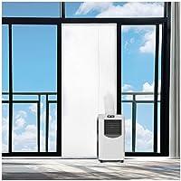 SHE AirLock SHE02AIRSTPST mobil klima cihazları ve atık kurutucular için kapı contası, fermuarlı, sürgülü kapılar için…
