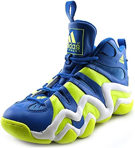 adidas Crazy 8 J Juventud niños tamaño 6,5 Azul Zapatillas de ...