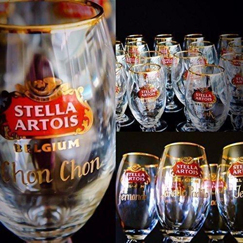 Stella Artois Chalice Engraving, STELLA CHALICE 33Cl, Stella Artois Buy a Lady a Drink, Cambodia, Uganda and Brazil Chalice, Stella Chalice Engraved, Buy a Lady a Drink, Engraved Glassware Gifts by Akoko Art Handengraved Crystal Glass (Image #6)