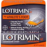 Lotrimin Athlete's Foot Cream, 0.42 Ounce