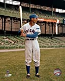 "Ernie Banks Chicago Cubs MLB Action Photo (Size: 8"" x 10"")"