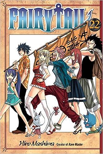 Fairy Tail 22: Hiro Mashima: 9781612620596: Amazon com: Books