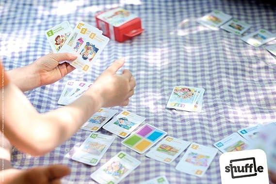 Shuffle Go – 100224034 – Destins – Juego de Tarjetas: Amazon.es: Juguetes y juegos