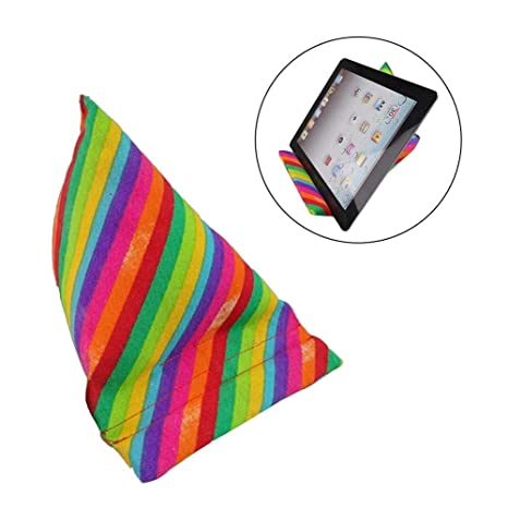 RecoverLOVE Universal Soft Pillow Lap Stand Holder Tablet ...