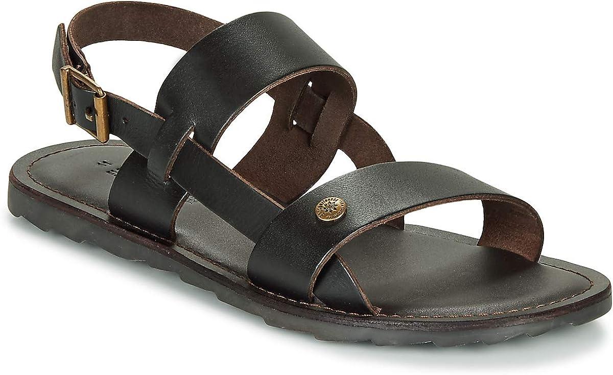 Les Tropéziennes par M. Belarbi Men's Heels Open Toe Sandals