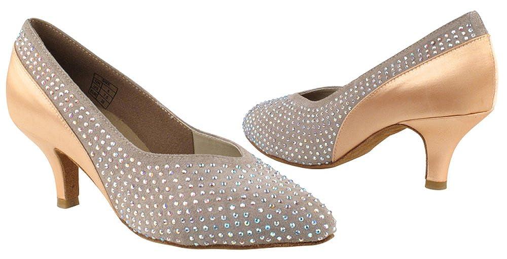 Very Fine靴Ladies '標準& Smooth競争ダンサーシリーズcd5506 (3色) 2.5