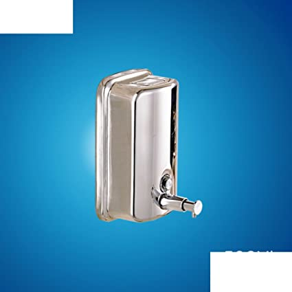 Dispensador del jabón del acero inoxidable Dispensador de jabón montado en la pared Cuarto de baño