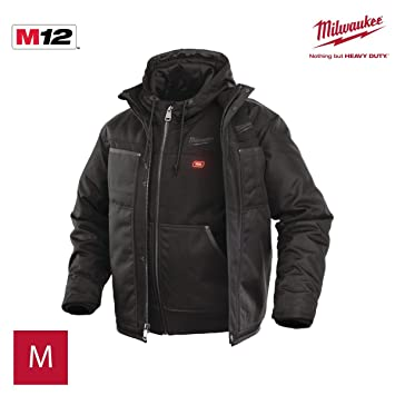 Milwaukee 4933451622 - M12hj3in1-0(m) chaqueta calefactable ...