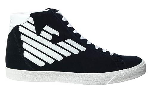 Sneakers AlteAmazon Armani Pride Ea7 Scarpe it Emporio Nere 15uTcJ3FlK