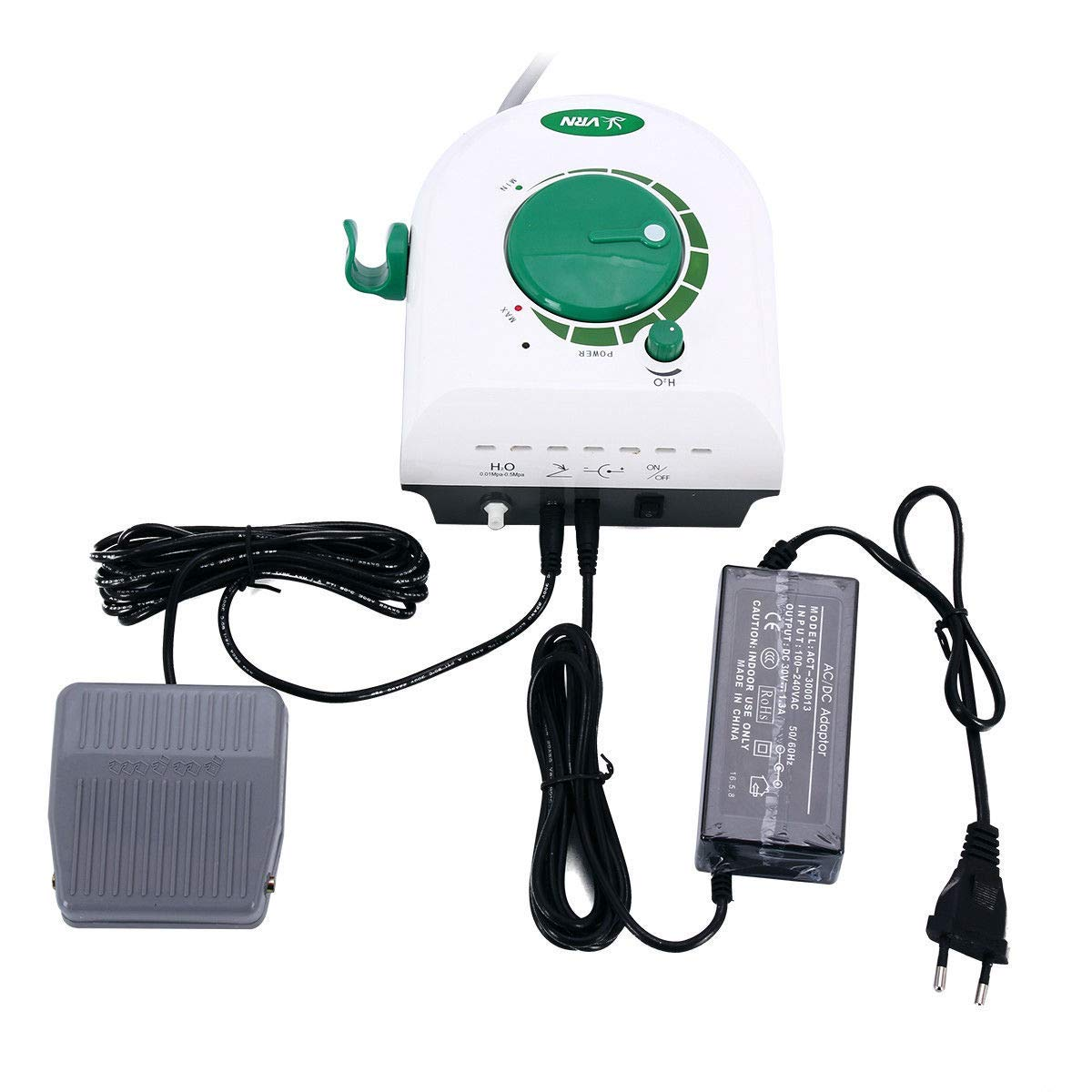 VRN-K08L with LED Automatic Water Supply Ultrasonic Cleaning Machine by EAST by EAST