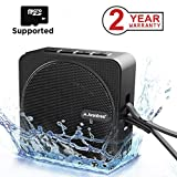 Avantree Bluetooth Bathroom Shower Speaker, IPX6 Waterproof, SD Card, for Kids Adults, Beach Outdoor Travel Home Use, 10hrs Music, Small Mini Portable Wireless Speaker for Kids - SP950