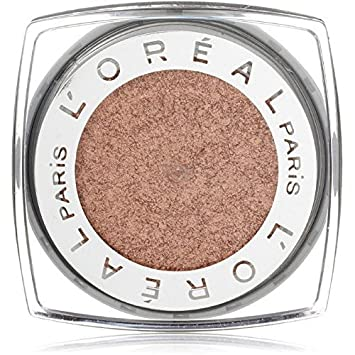 L Oreal Paris Infallible 24HR Eye Shadow, Amber Rush 0.12 oz Pack of 7