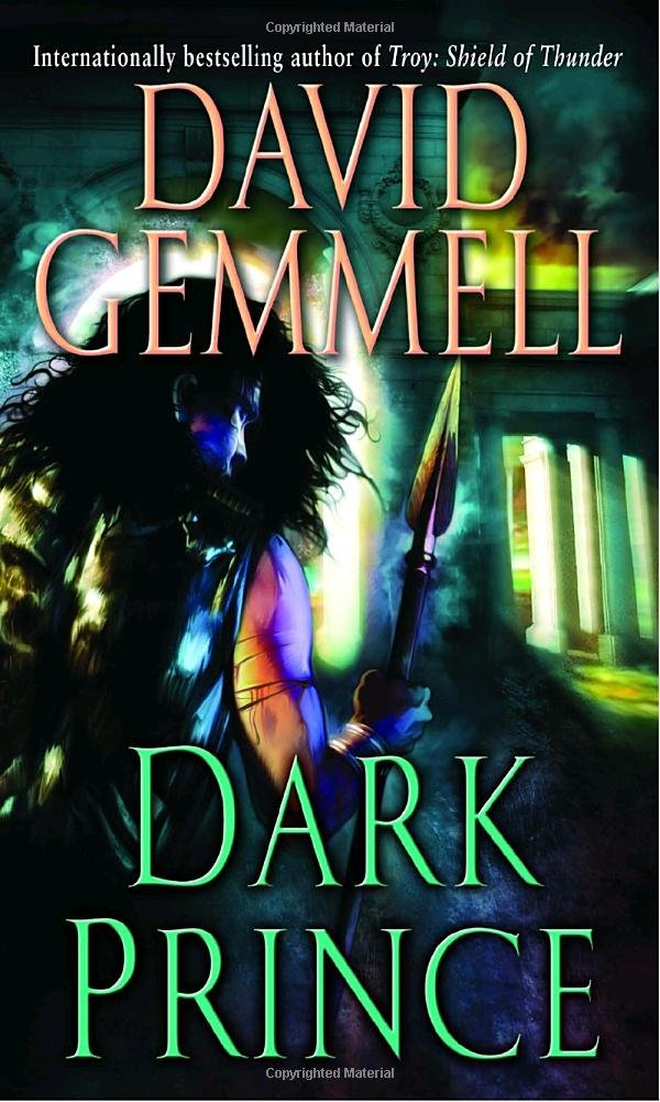 Dark Prince Greek David Gemmell