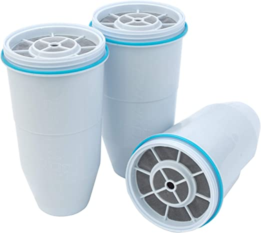 Clearly Filtered Replacement Water Pitcher Filter Cartridge 3-PACK!! Save 15/%