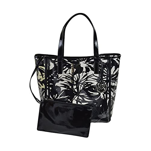 37b0066b1842 Michael Kors Eliza Plastic Medium Tote: Amazon.ca: Shoes & Handbags