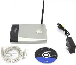 Dell Truemobile 2300 Wireless Broadband Router WRTB-107GD340 T4327