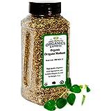 HQOExpress   Oregano Leaf Organic   5 oz. Chef Jar