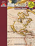 img - for Map Skills, United States: Grades 7, 8, 9 book / textbook / text book