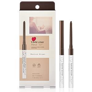 Love ・ liner Pencil Medium Brown MSH