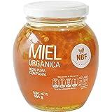 NBF Miel de Abeja Pura con Panal Comestible Organica 454gr 100% Natural