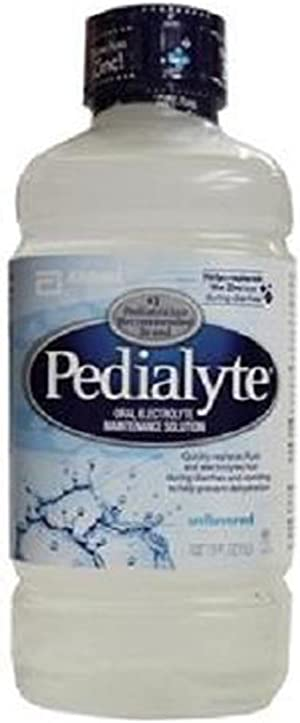 Product Of Pedialyte, Unflavored Oral Electrolyte, Count 1 - Children & Infants / Grab Varieties & Flavors