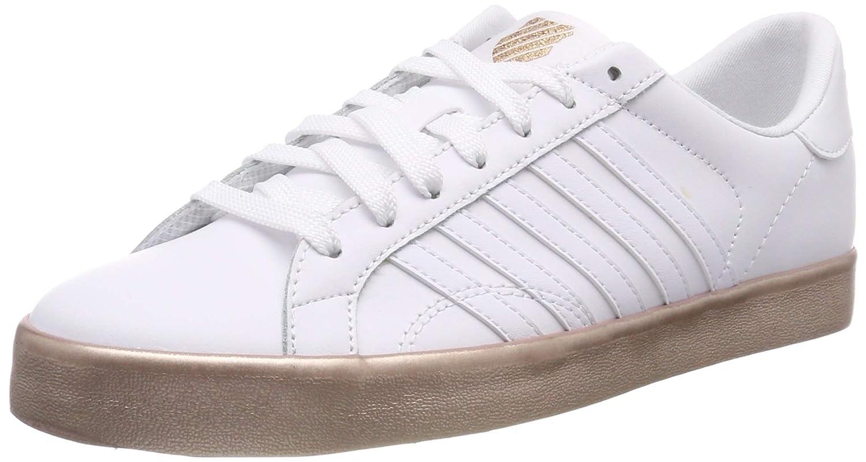 buy online c5bd5 b2e38 Amazon.com | K-Swiss Women's Belmont So Low-Top Sneakers ...