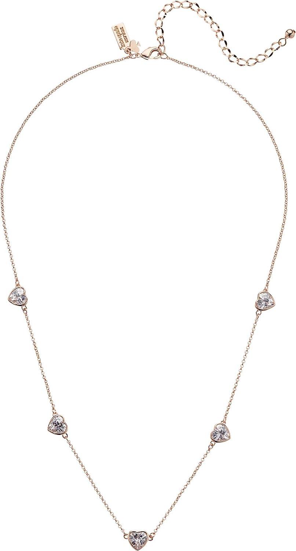 4490e4d302647 Kate Spade New York Women's Romantic Rocks Short Scatter Necklace